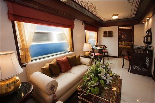 Ταξίδι με το πολυτελές «Maharaja Express» (29)