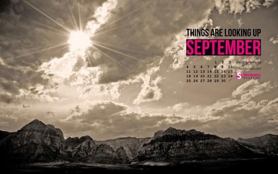 Wallpapers ημερολόγια Σεπτεμβρίου 2011 (1)