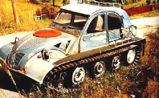 Περίεργα Αυτοκίνητα (16)