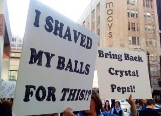 Ξεκαρδιστικές επιγραφές διαμαρτυρίας (8)
