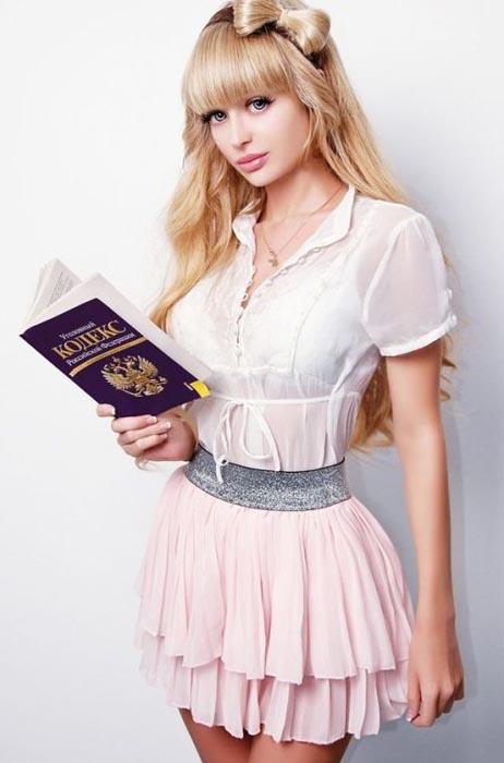 Ζωντανή Barbie (5)