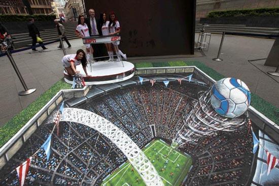 diaforetiko.gr : 3d street art 08 Δείτε εκπληκτικές 3D ζωγραφιές στο δρόμο...