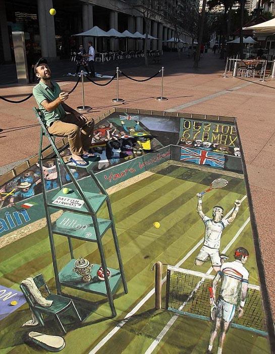 3D Ζωγραφιές στο δρόμο (10)