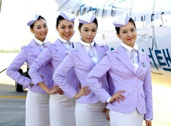 Αεροσυνοδοί απ'όλο τον κόσμο (2)