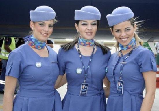 Αεροσυνοδοί απ'όλο τον κόσμο (8)
