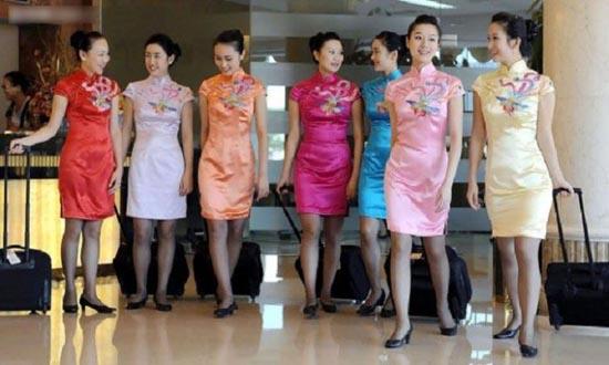 Αεροσυνοδοί απ'όλο τον κόσμο (5)