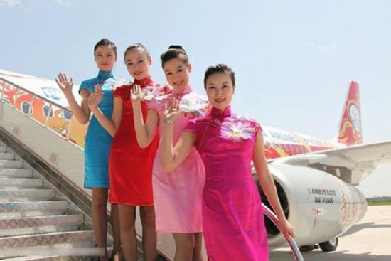 Αεροσυνοδοί απ'όλο τον κόσμο (6)