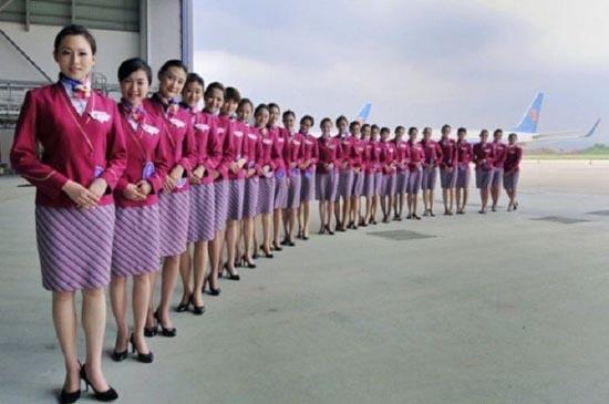 Αεροσυνοδοί απ'όλο τον κόσμο (7)