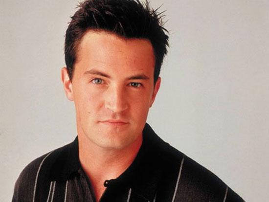 Αγνώριστος ο Chandler από τα «Φιλαράκια»