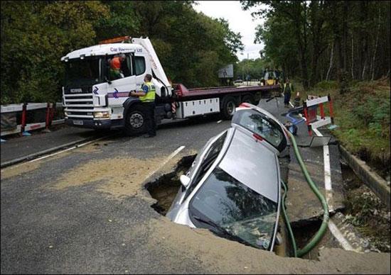 Αναπάντεχο συμβάν σε δρόμο της Αγγλίας (4)