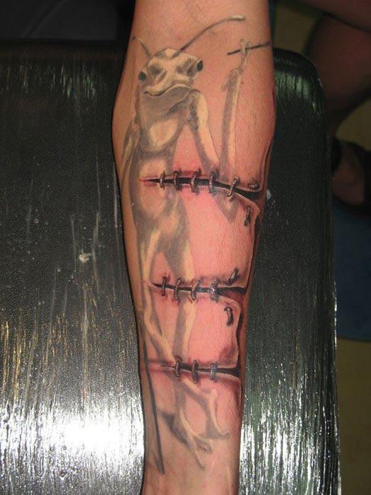 Απίστευτα 3D τατουάζ (13)