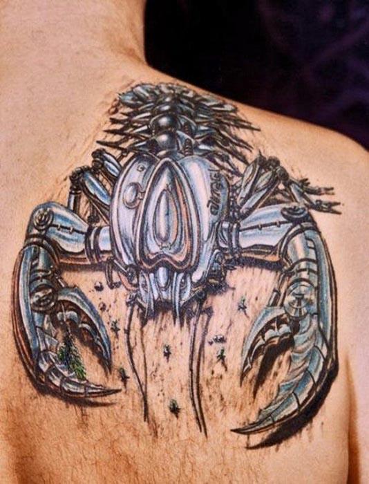 Απίστευτα 3D τατουάζ (20)