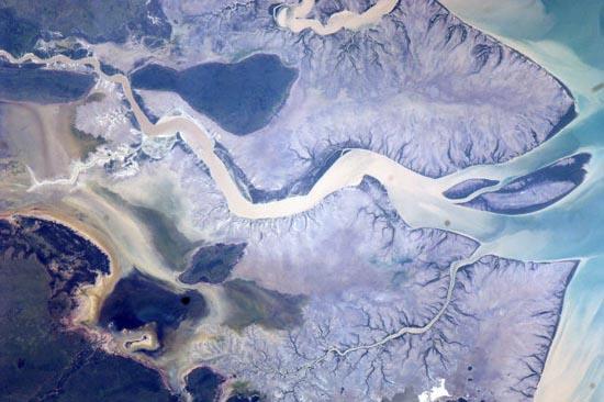 Απίστευτα τοπία από το διάστημα (3)