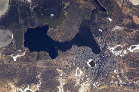 Απίστευτα τοπία από το διάστημα (4)