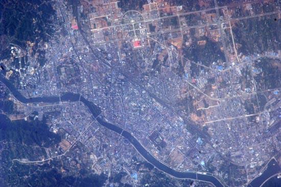Απίστευτα τοπία από το διάστημα (6)