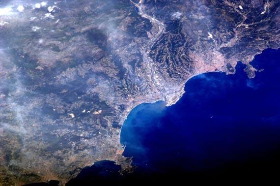 Απίστευτα τοπία από το διάστημα (11)