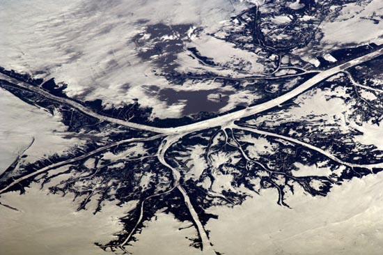 Απίστευτα τοπία από το διάστημα (18)