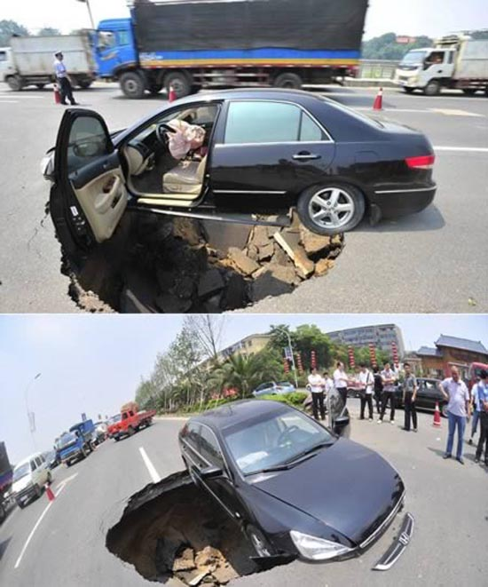 Απίστευτες αποδράσεις από τροχαία ατυχήματα (4)