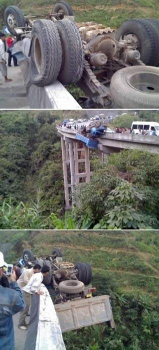 Απίστευτες αποδράσεις από τροχαία ατυχήματα (6)