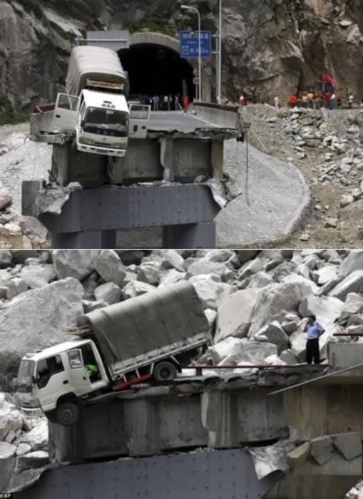 Απίστευτες αποδράσεις από τροχαία ατυχήματα (7)