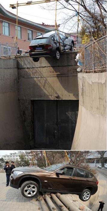 Απίστευτες αποδράσεις από τροχαία ατυχήματα (9)