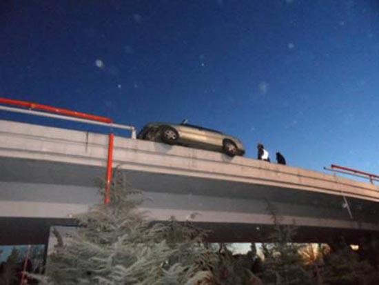 Απίστευτες αποδράσεις από τροχαία ατυχήματα (10)