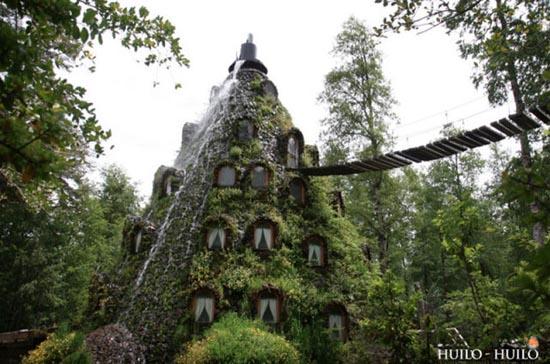 """Απίθανο ξενοδοχείο """"Magic Mountain"""" στη Χιλή (1)"""