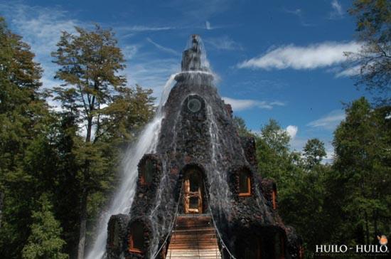 """Απίθανο ξενοδοχείο """"Magic Mountain"""" στη Χιλή (4)"""