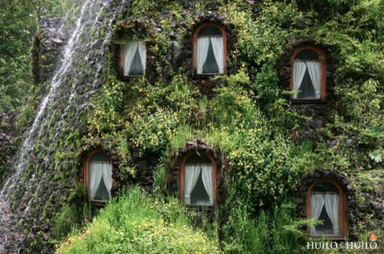 """Απίθανο ξενοδοχείο """"Magic Mountain"""" στη Χιλή (6)"""