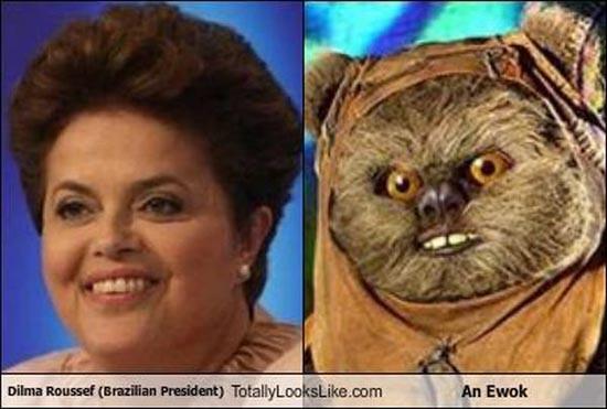Διάσημοι που μοιάζουν με περίεργα πλάσματα (2)