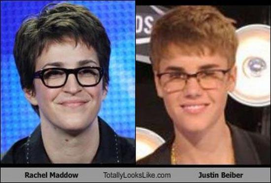 Διάσημοι που μοιάζουν μεταξύ τους (12)