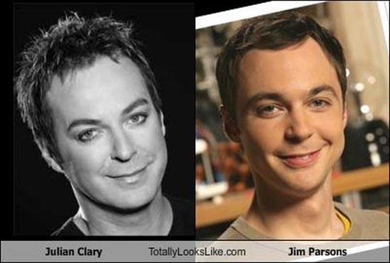 Διάσημοι που μοιάζουν μεταξύ τους (6)