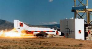Crash test μαχητικού αεροσκάφους (Συγκλονιστικό Video)