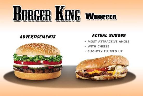 Διαφημίσεις vs πραγματικότητα (1)