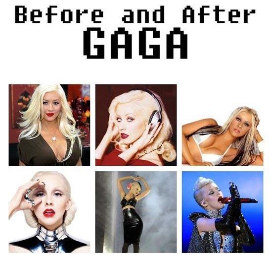 Διάσημες popstars πριν και μετά την Lady Gaga (4)