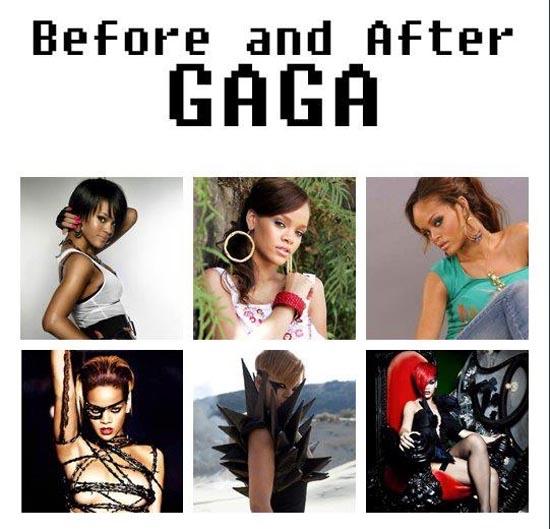 Διάσημες popstars πριν και μετά την Lady Gaga (3)