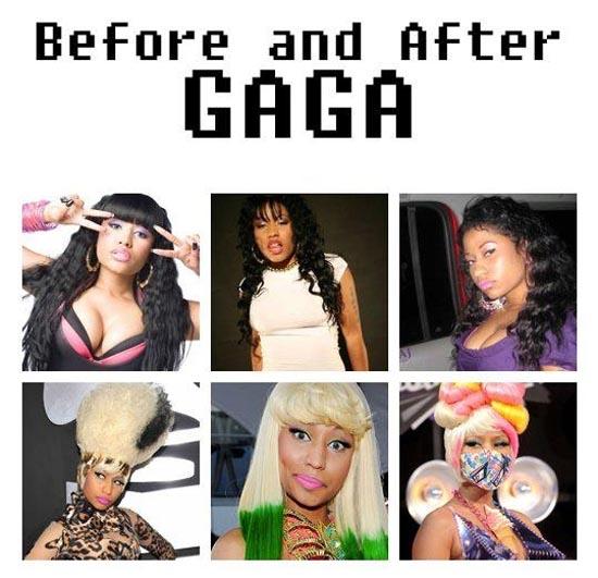 Διάσημες popstars πριν και μετά την Lady Gaga (1)