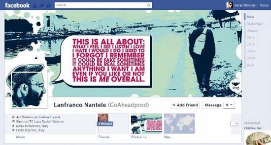 Εντυπωσιακά Facebook Profiles (9)