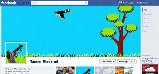 Εντυπωσιακά Facebook Profiles (3)