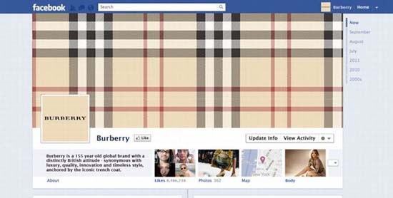 Εντυπωσιακά Facebook Profiles (4)