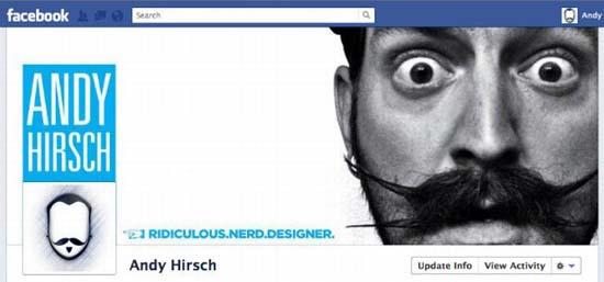 Εντυπωσιακά Facebook Profiles (8)