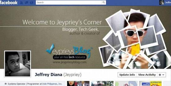 Εντυπωσιακά Facebook Profiles (12)