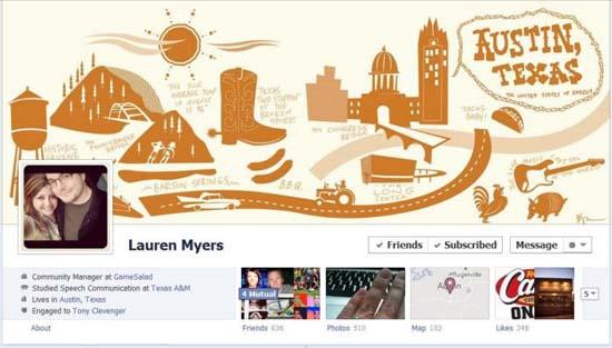 Εντυπωσιακά Facebook Profiles (14)