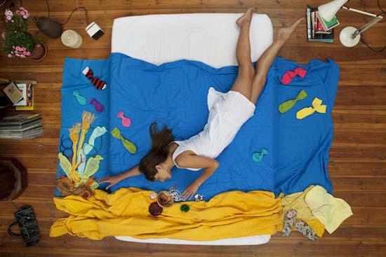 Ένα κορίτσι ονειρεύεται... (1)