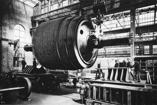Η κατασκευή του Τιτανικού σε σπάνιες φωτογραφίες (8)