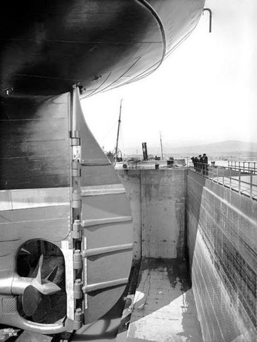 Η κατασκευή του Τιτανικού σε σπάνιες φωτογραφίες (10)