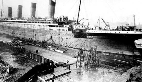 Η κατασκευή του Τιτανικού σε σπάνιες φωτογραφίες (14)