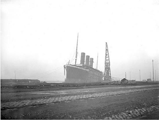 Η κατασκευή του Τιτανικού σε σπάνιες φωτογραφίες (15)