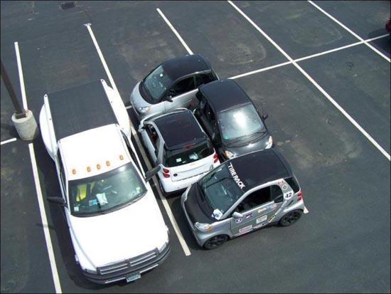 Καταστροφικά παρκαρίσματα (1)