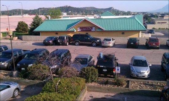 Καταστροφικά παρκαρίσματα (2)